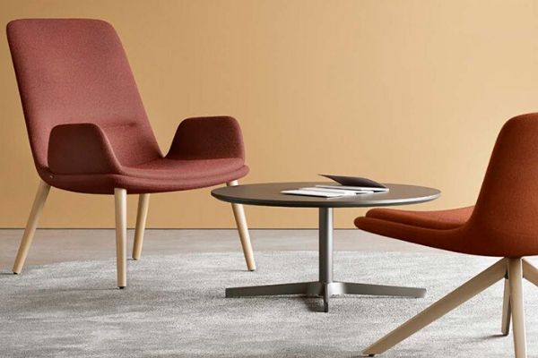 decanso en la oficina: el soft seating es tendencia