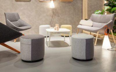 El soft seating es tendencia: zonas de descanso en la oficina