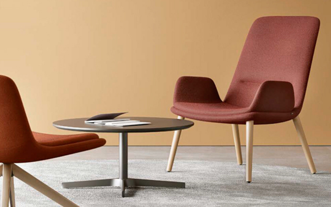 Glove-Lounge: los nuevos sillones soft seating