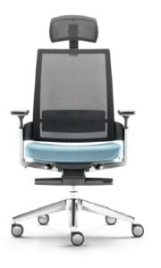 sillas operativas Polivalent en tu mobiliario de oficina