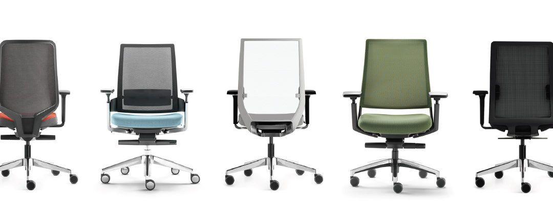 ¿Ya sabes cómo elegir la silla ideal para tu oficina?