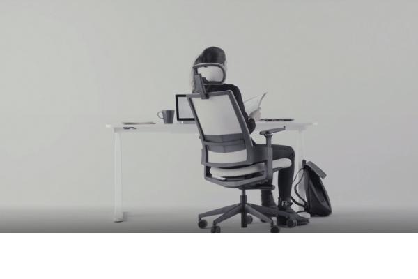 ergonomia a la feina amb cadires operatives Polivalent