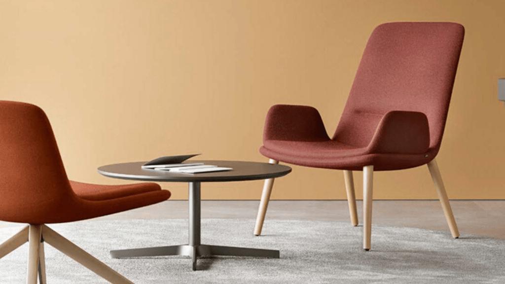 col.leccio Glove Lounge - soft seating per a empreses