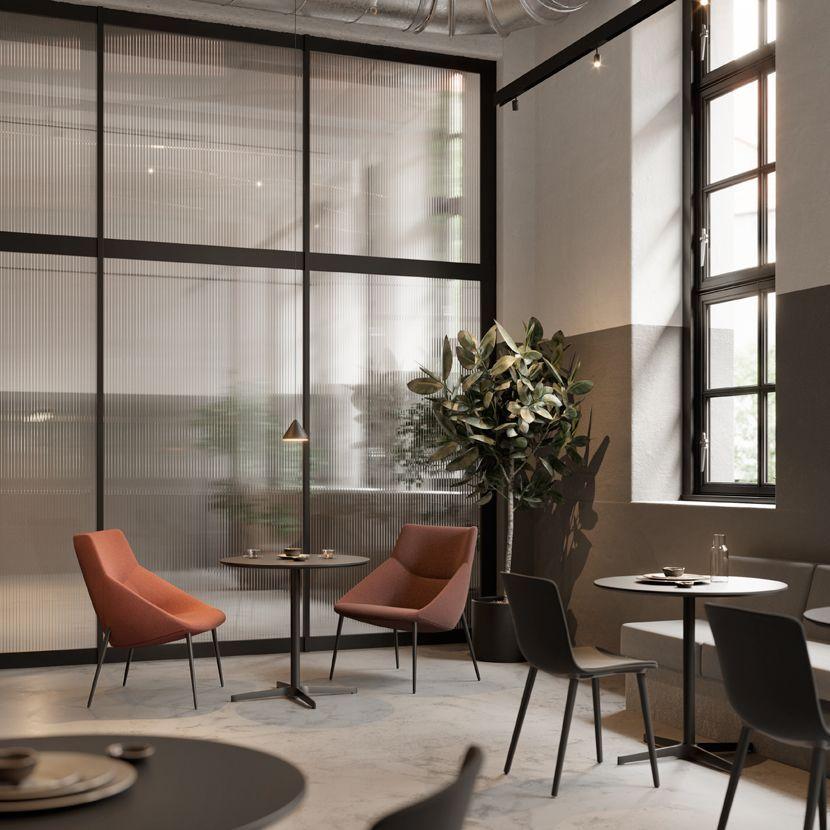 coworking y open space en hoteles