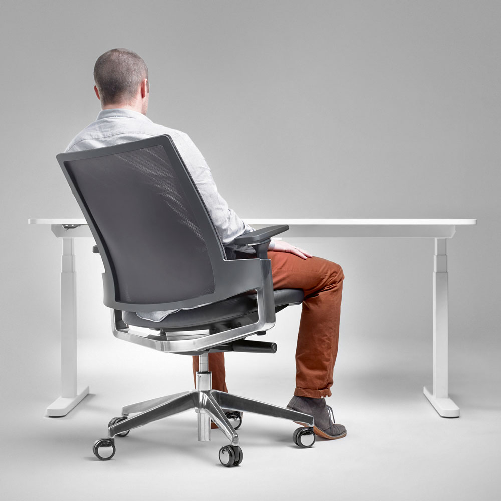 silla ergonomica